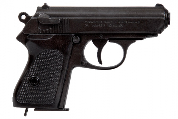 Pistol Walther PPK 0