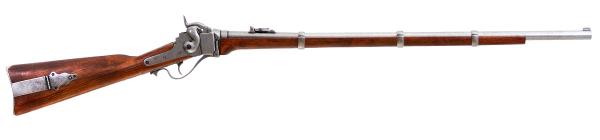Pușcă Sharps model 1859 0