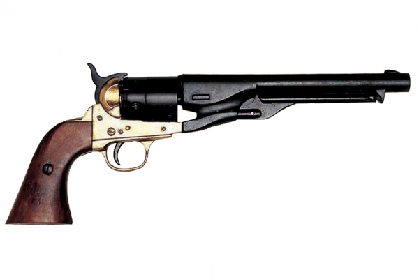 Revolver Colt Army 1860 0