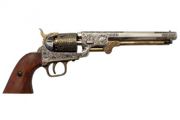 Revolver Colt Navy 1851 [0]