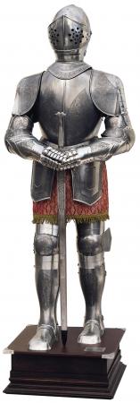 Armură europeană de secol XVI0