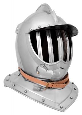 Coif tip Burgonet secol XVII battle-ready [0]