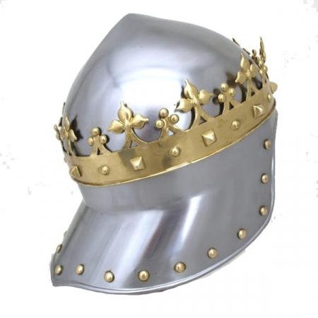 Coif regal cu coroană [1]