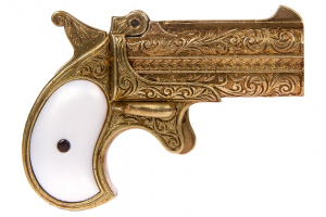 Pistol Remington Derringer0