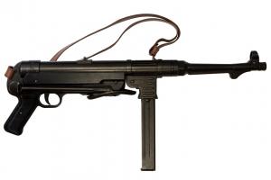 Pistol-mitralieră MP40 Schmeisser0