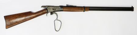Pusca Winchester model 1892 - cu capse [1]