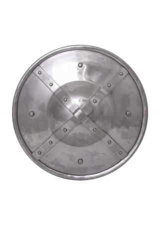 Scut metalic rotund [0]