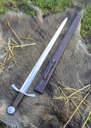 Spadă medievală de o mână1