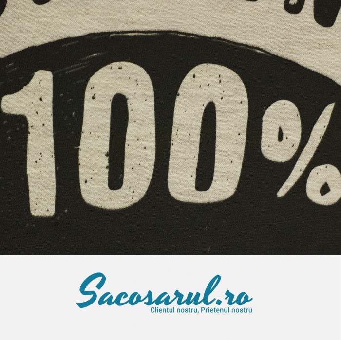 Sacosa de Panza din bumbac natur, Premium, neimprimata - set 10 buc 3