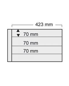 Folii transparente A3 cu 1, 2, 4 sau 8 buzunare 2