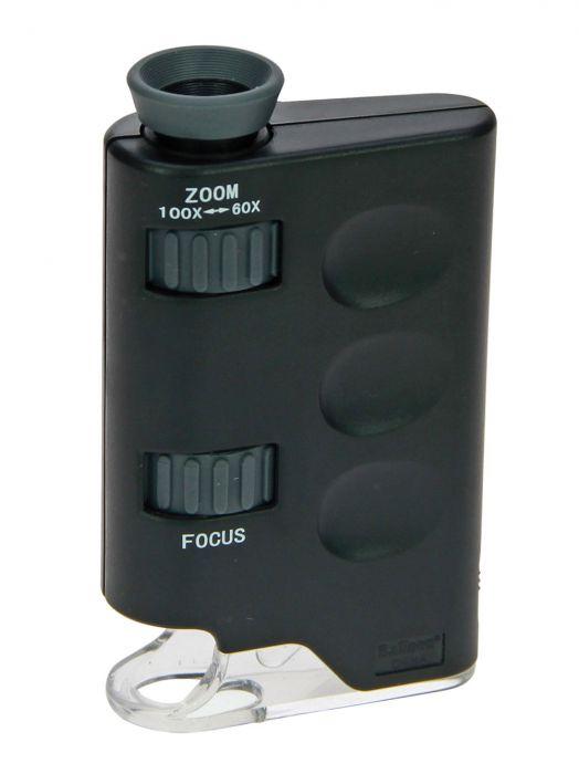 Microscop zoom - pentru timbre, monede, bancnote [0]
