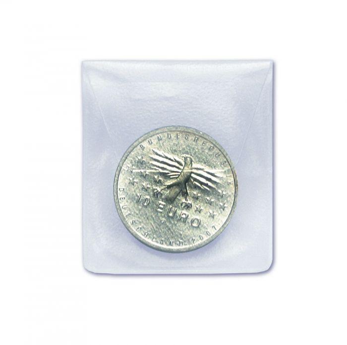 Huse transparente pentru monede 0