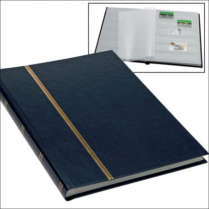 Clasor 16 pagini albe in format 170 x 225 mm 0