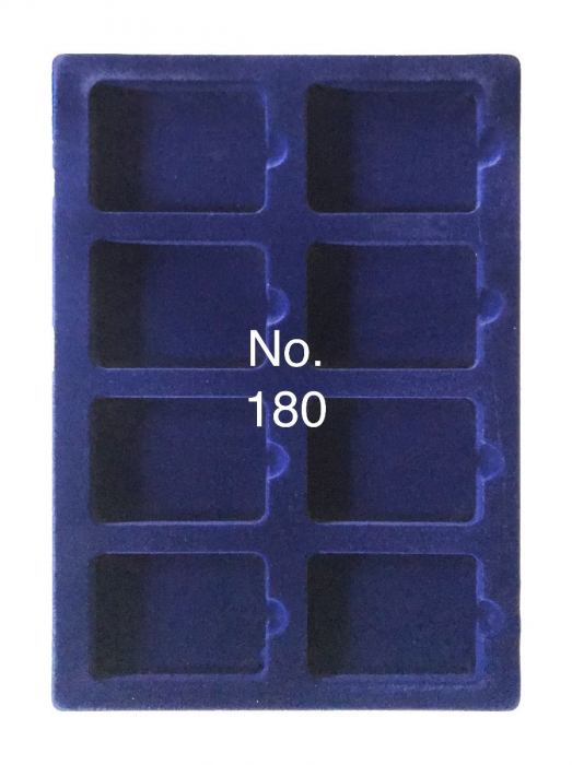 taav acoperita in catifea pentru valiza diamont 0
