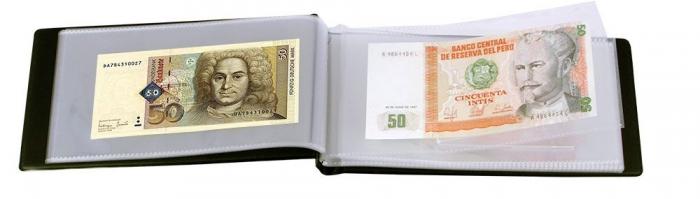 Clasor pentru 20 bancnote 1