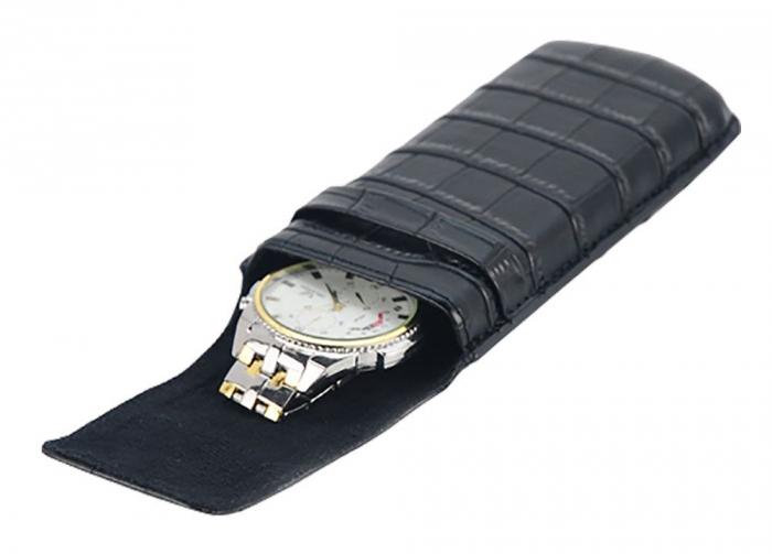 Toc pentru ceas din piele naturala 1