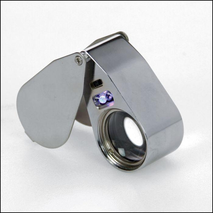 Lupa de precizie UV - lupa bijutierului 0