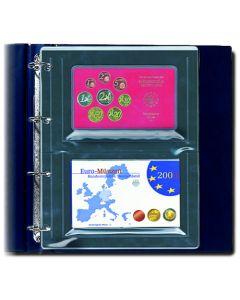 Folii transparente pentru seturi de monede 0