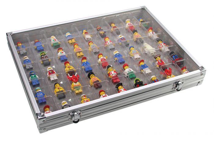 Cutie din aluminiu pentru figurine 0