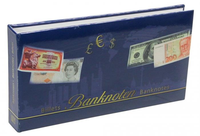 "Album pentru bancnote ""Compact"" ori ""Universal"" 0"