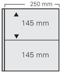 Set 5 Folii bancnote, format mare, 2 buzunare 250 x 145 mm pentru albumul 7351-safe7352PA [0]