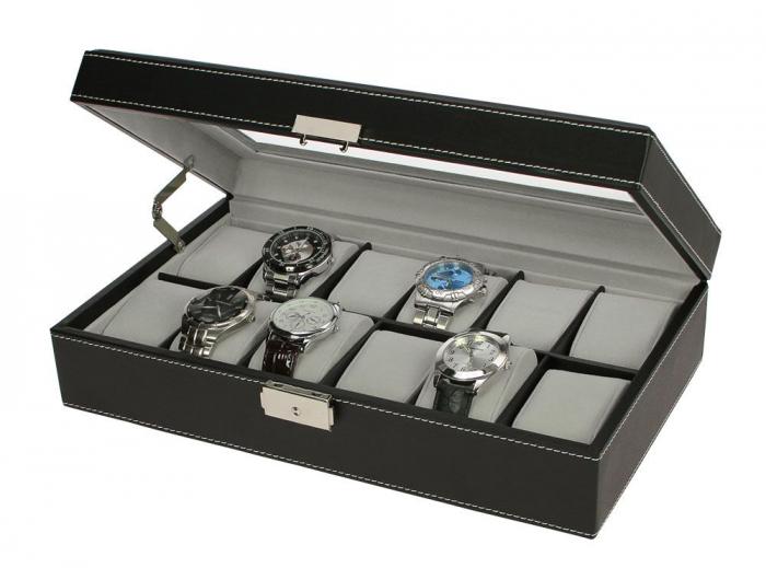 Cutie pentru 12 ceasuri de mana 1