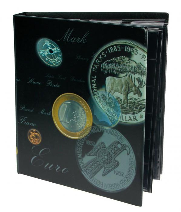 """Album pentru monede """"ART-Line""""-7383 1"""