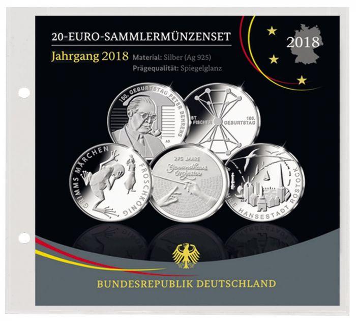 Folie pentru 5 seturi de monede [0]
