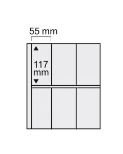 "Folii transparente 6 buzunare verticale ""Compact"" [0]"
