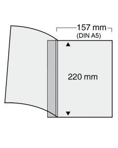 """Folii transparente cu un buzunar cu dubla folosire """"Compact"""" 0"""