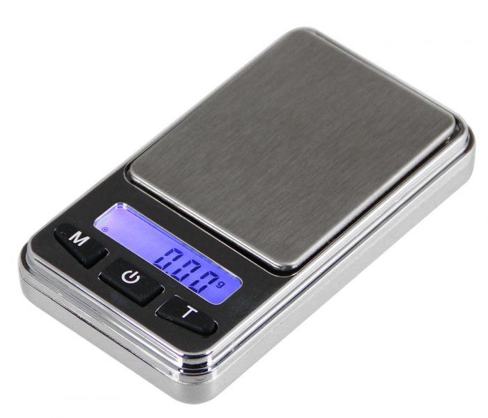 Mini-cantar electronic 1/100 g 0