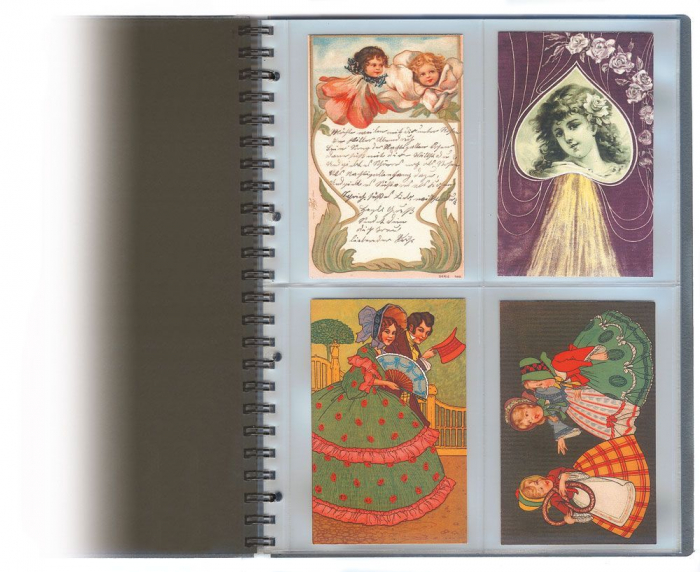 Album carti postale - Nostalgia [2]