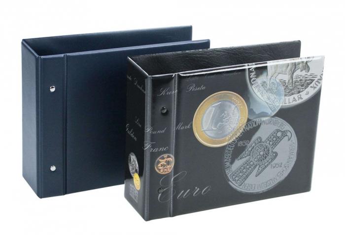 Album, Clasor, Coperta cu inele pentru seturi de monede euro - ARTline-7379 [0]