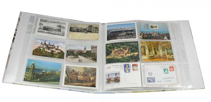 Album pentru 600 carti postale - Retro BIG-6037 [1]