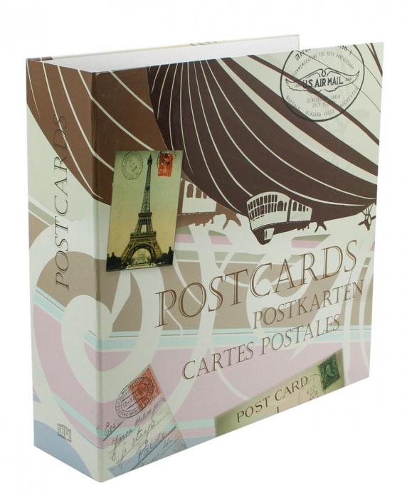 Album pentru 600 carti postale - Retro BIG-6037 [0]