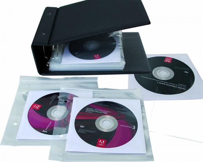 Album pentru 20/40 de CD/DVD [0]