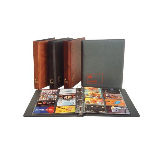 Album pentru cartele telefonice - Telecard 0