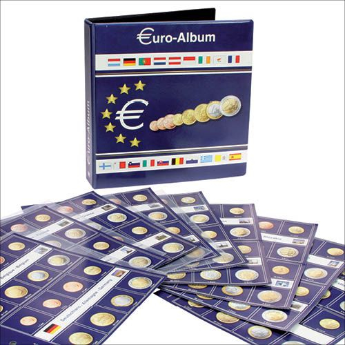 Album pentru monede Euro Designo [1]