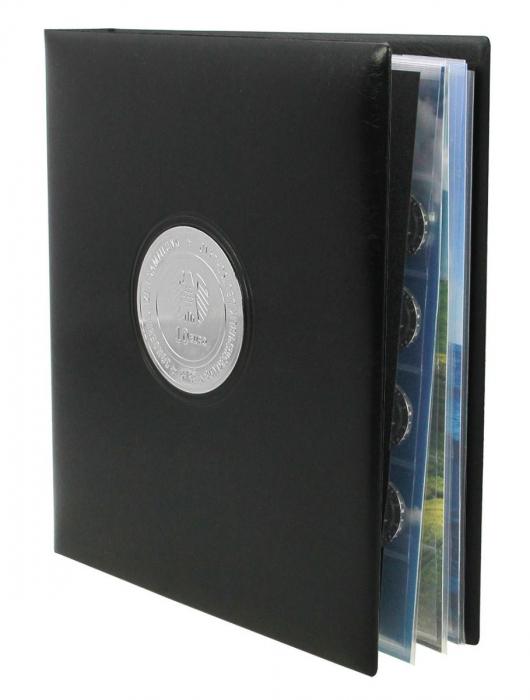 Album Premium pentru monede de 10 euro Bundesrepublik Deutschland - Air Moves-7416 [1]