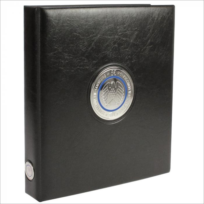 Album-Premium pentru monede de 5 euro - Planeta Pamant (gol)-7360-0 [0]