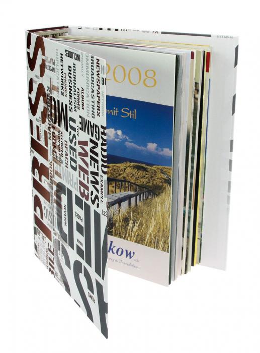 Clasor pentru reviste format A4 [1]