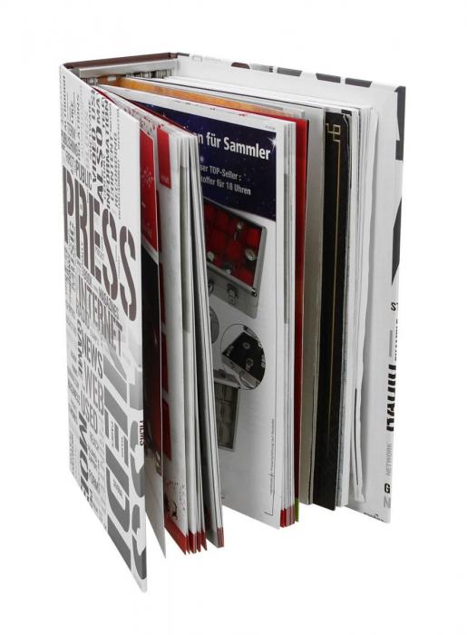 Clasor pentru reviste format A4 [0]