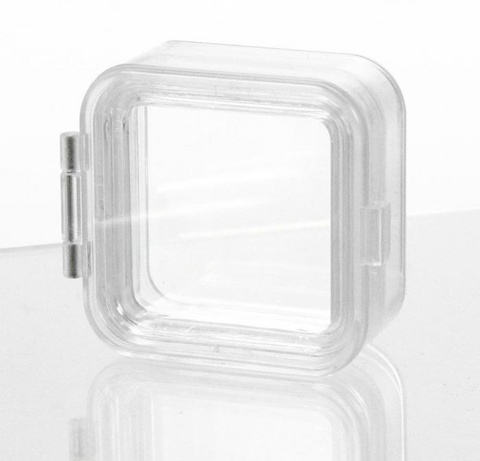 Cutie acrilica cu efect 3D - 54 x 54 mm (interior) - 3 buc [2]