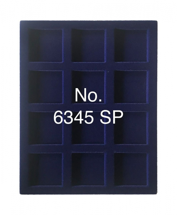 Cutie din piele pentru 12 x 45mm monede - NOVA deLuxe 1