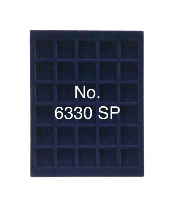 Cutie din piele pentru 30 x 30mm monede - NOVA deLuxe 1