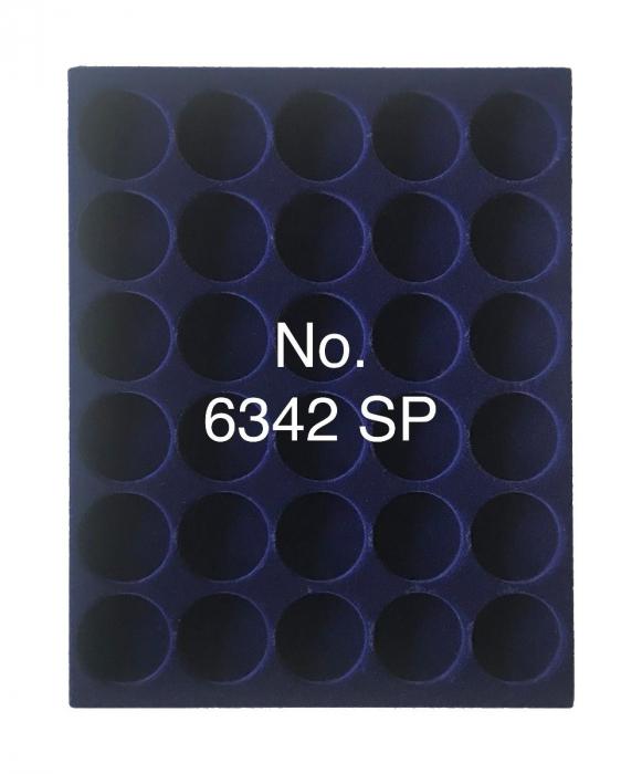 Cutie din piele pentru 30 x 33.5mm monede - NOVA deLuxe 1