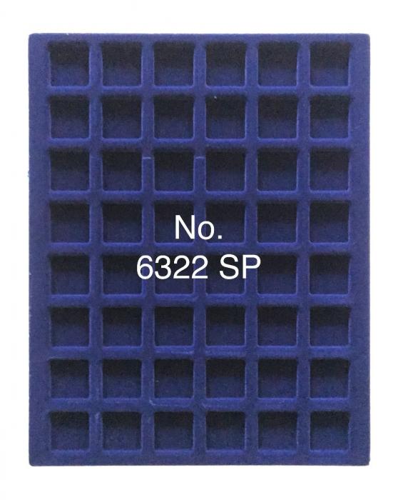 Cutie din piele pentru 48 x 22.5mm monede - NOVA deLuxe 1