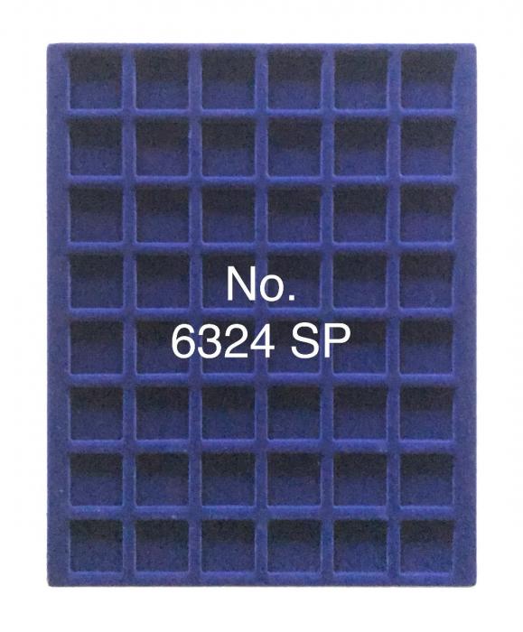 Cutie din piele pentru 48 x 24mm monede - NOVA deLuxe 1