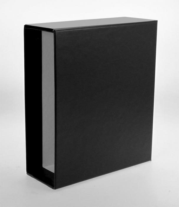 Etui Negru, Caseta de protectie pentru albumu de monede ARTline Compact-7375 [0]