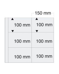 Set 5 folii pentru carti postale - negru [0]